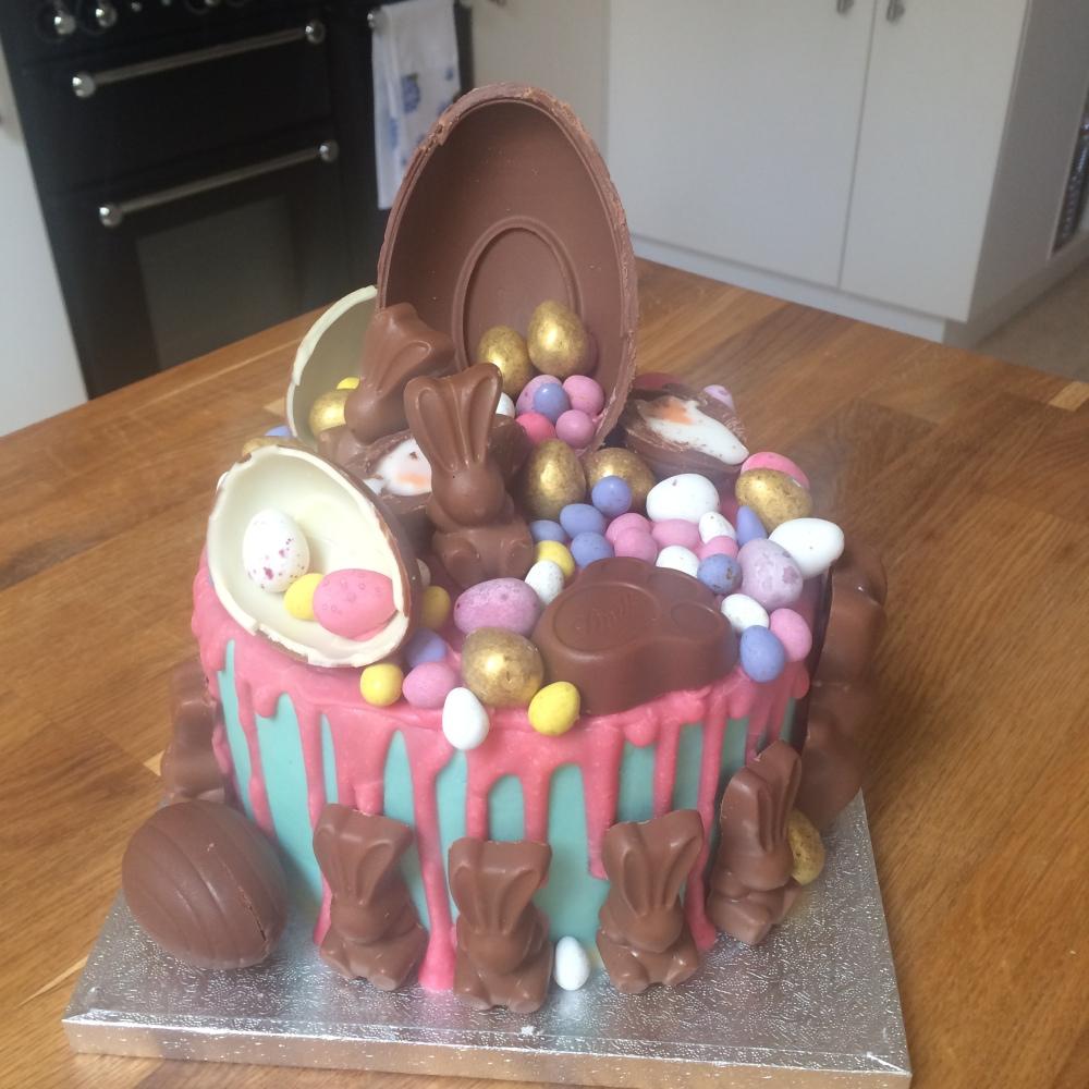 EasterCakeBlue4