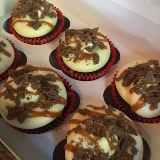 bc chocolate cupcakes