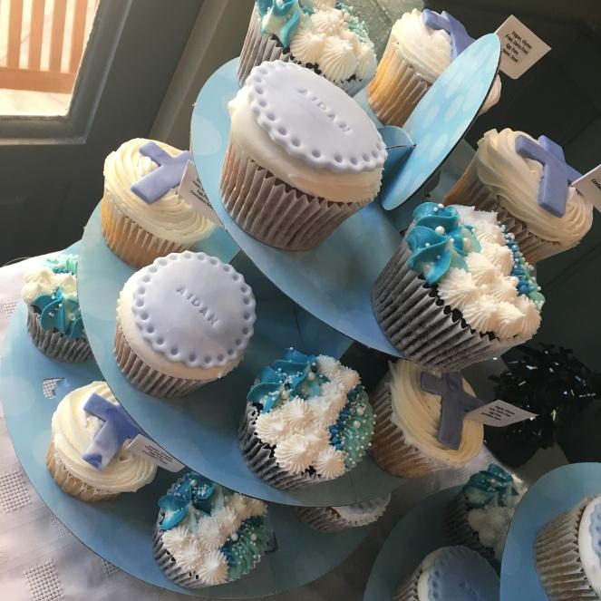 bc christening blue cupcakes 2