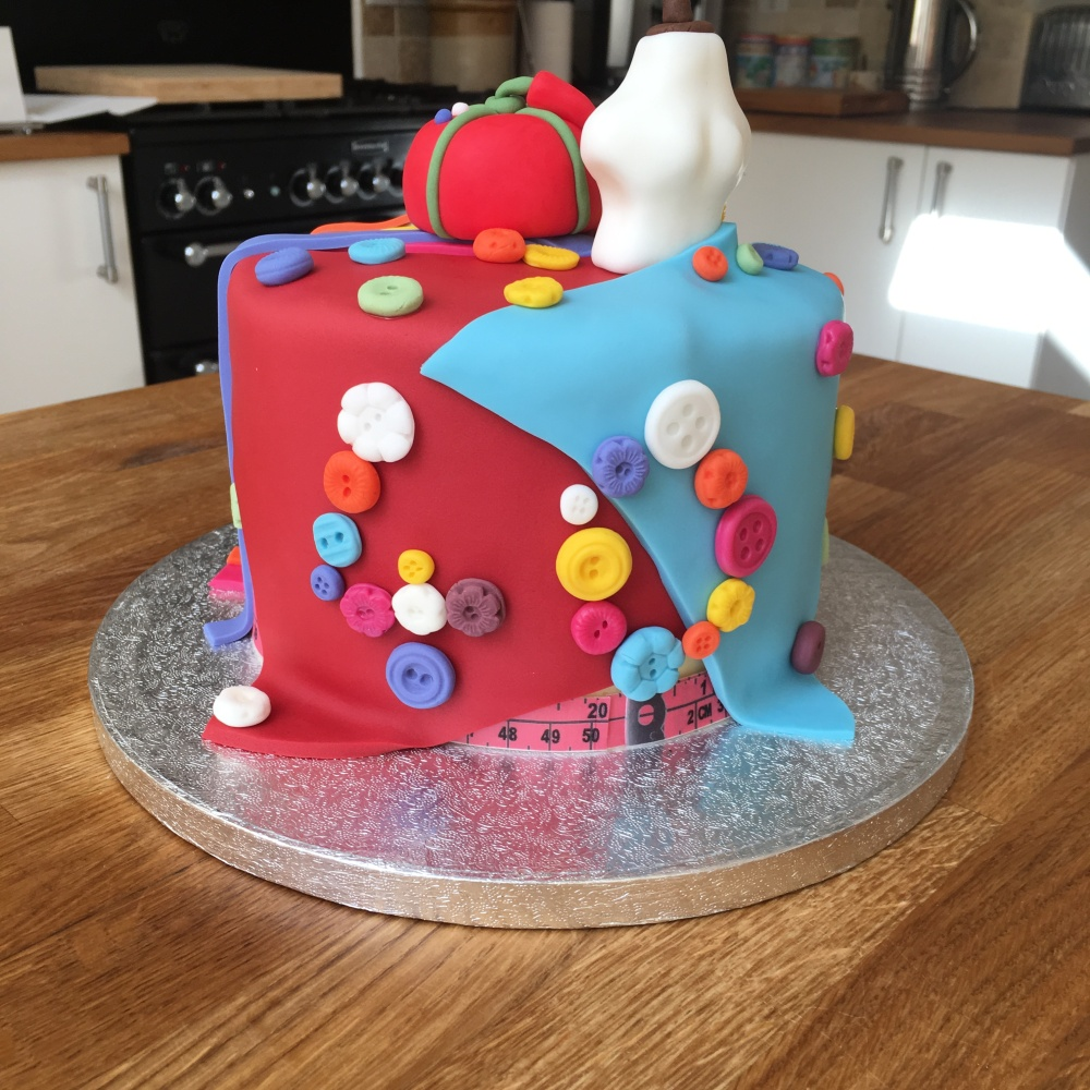 bc sewing hobby cake age 1